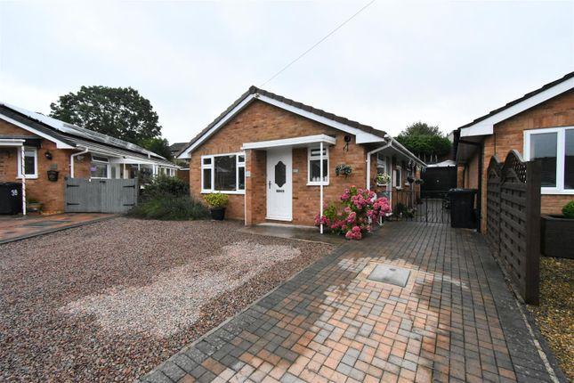 Thumbnail Detached bungalow for sale in Wyebank Way, Tutshill, Chepstow