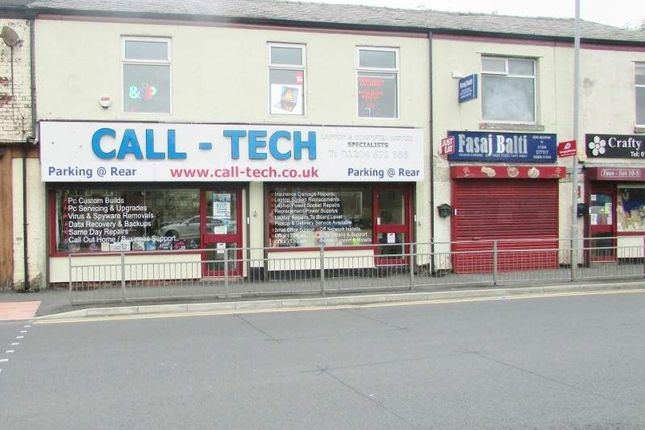 Retail premises for sale in 5-7 Bolton Road, Bolton