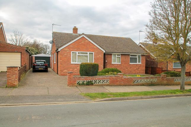 Thumbnail Bungalow for sale in Baldwin Road, Stowmarket