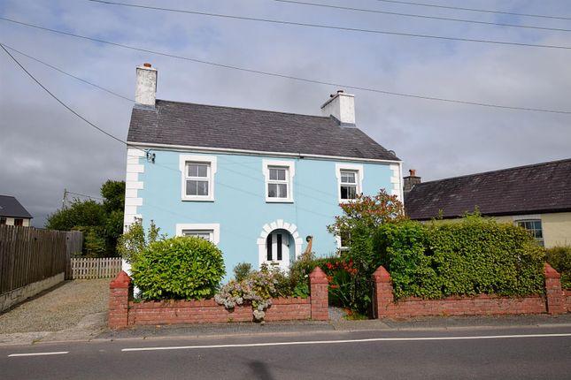 Thumbnail Detached house for sale in Saron, Llandysul