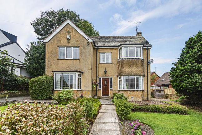 Thumbnail Detached house for sale in Woodhall Park Crescent East, Woodhall, Leeds