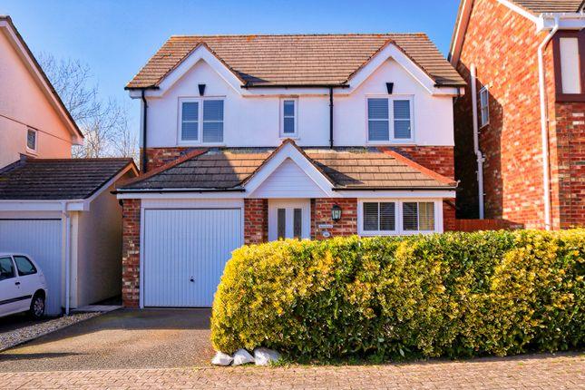 Thumbnail Detached house for sale in 30 Lanhydrock Close, Paignton, Devon