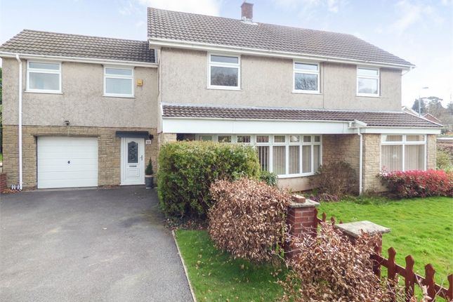 Thumbnail Detached house for sale in Heol Cefn Onn, Lisvane, Cardiff, South Glamorgan