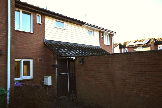 Thumbnail Terraced house to rent in Danesford, Telford