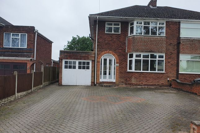 Thumbnail Semi-detached house to rent in Reddicap Heath Road, Sutton Coldfield