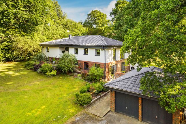 Thumbnail Detached house for sale in Lake View, Dormans Park, East Grinstead
