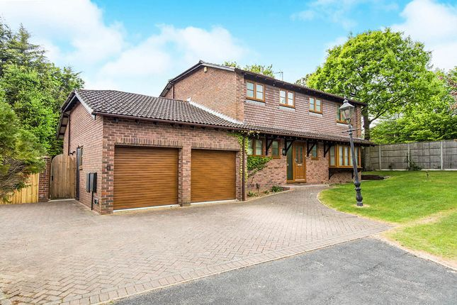 Thumbnail Detached house for sale in Broadmeadows Lane, Waterlooville