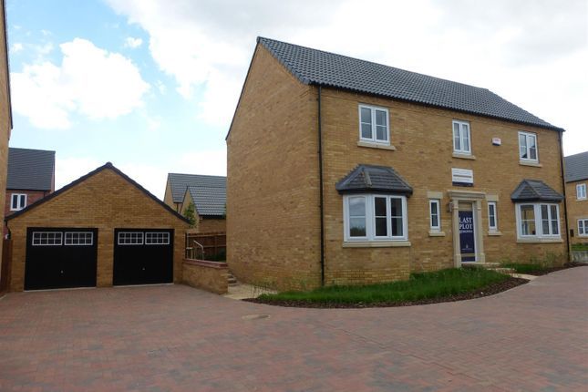 Thumbnail Detached house for sale in Plot 32 The Lyveden, Laxton Gardens, Oundle