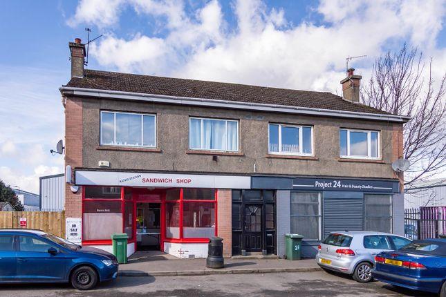 Thumbnail Flat for sale in Station Road, Ratho Station, Newbridge