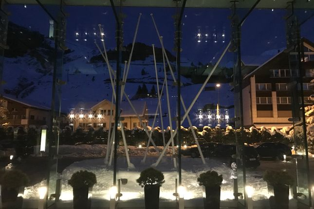 Thumbnail Apartment for sale in Chedi Hotel, Uri, Switzerland