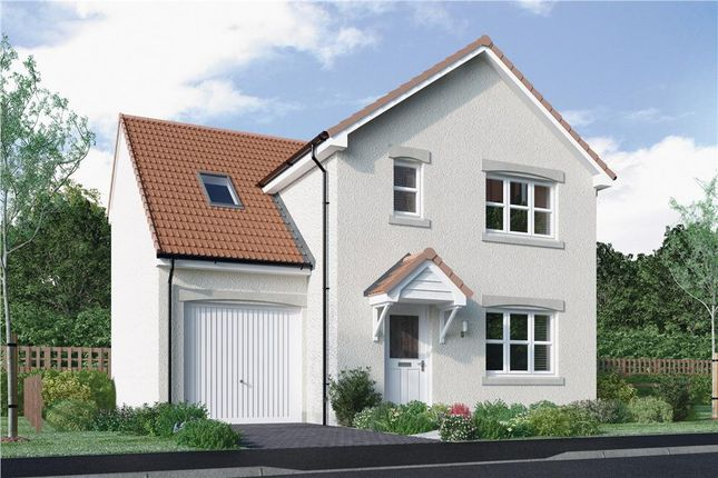 """Thumbnail 3 bed semi-detached house for sale in """"Cameron"""" at East Calder, Livingston"""