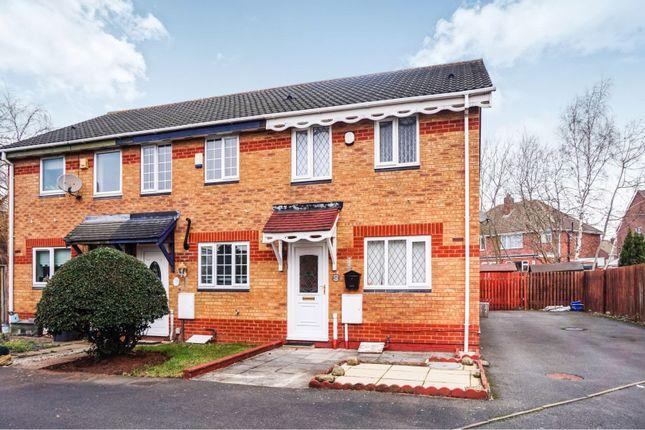 End terrace house in  Brook Close  Birmingham  Birmingham