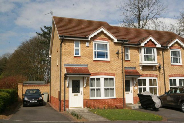 Thumbnail Terraced house to rent in Withers Close, Oakham