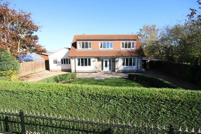 Thumbnail Detached house for sale in Station Road, North Cowton, Northallerton