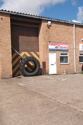 Thumbnail Industrial for sale in Camford Way, Luton