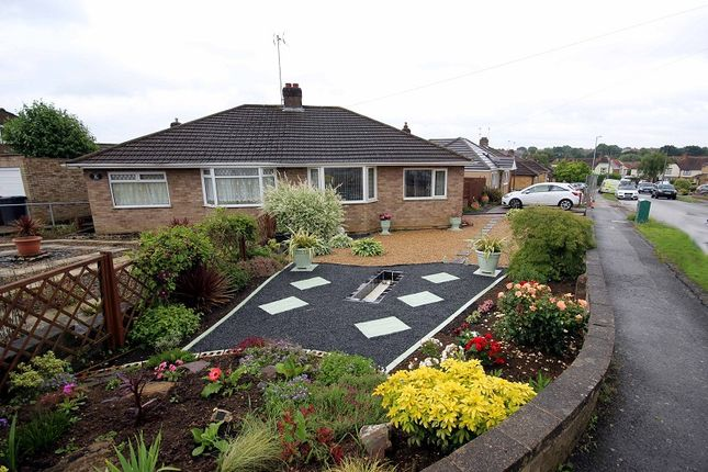 Thumbnail Bungalow for sale in Harvey Road, Wellingborough, Northamptonshire.