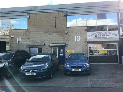 Thumbnail Light industrial for sale in Unit 19, Windmill Farm Business Centre, Bartley Street, Bedminster, Bristol, City Of Bristol
