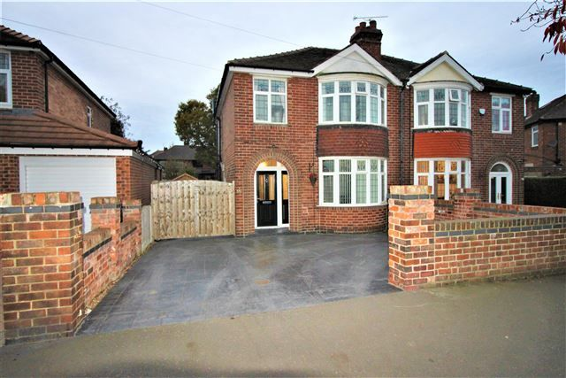 Thumbnail Semi-detached house to rent in Bramley Lane, Handsworth, Sheffield