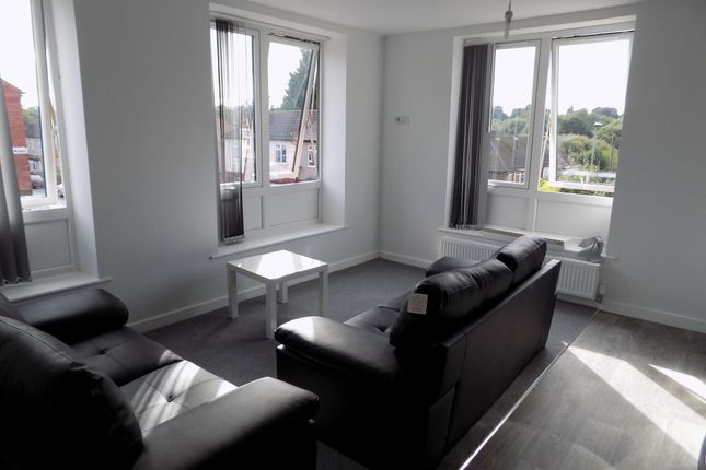 Thumbnail Flat to rent in Welland Road, Coventry