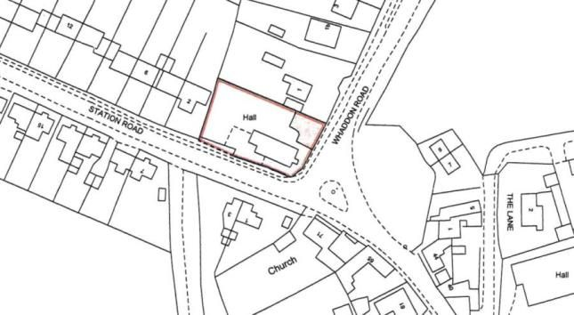 Thumbnail Land for sale in Station Road, Mursley, Milton Keynes, Bucks