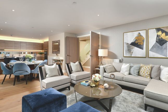 Thumbnail Flat for sale in Waterfront I, Royal Arsenal, Woolwich, London