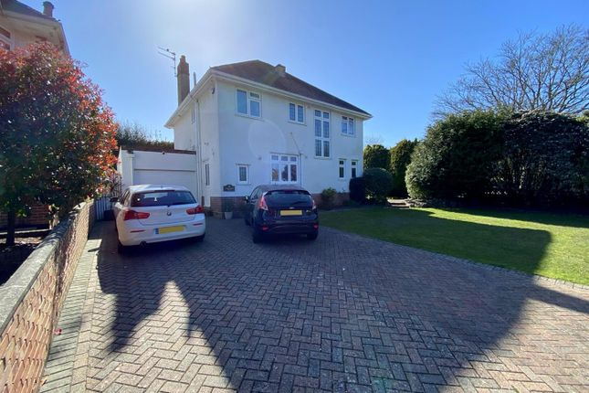 4 bed detached house for sale in Newlands Road, Littledown, Bournemouth BH7
