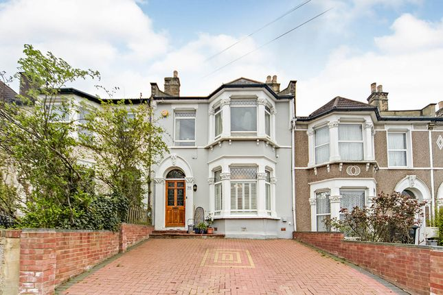 3 bed terraced house for sale in Arngask Road, London SE6
