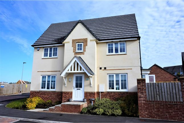 Thumbnail Semi-detached house for sale in Astell Way, Leeds