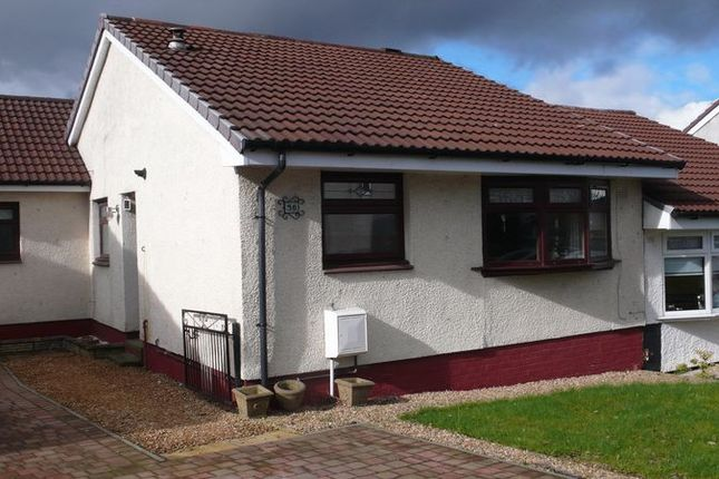 Thumbnail Bungalow for sale in Kirkton Crescent, Carnbroe, Coatbridge