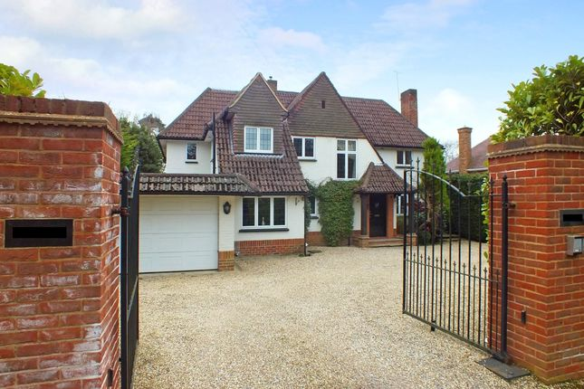 Thumbnail Detached house to rent in Park Avenue, Camberley