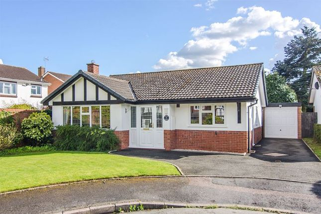 2 bed detached bungalow for sale in Maple Grove, Lichfield WS14