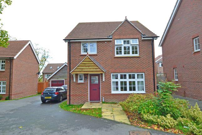 Thumbnail Detached house for sale in Chapel Rise, Rednal, Birmingham