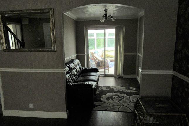 Dining Area of Montcliffe Crescent, Whalley Range, Manchester. M16