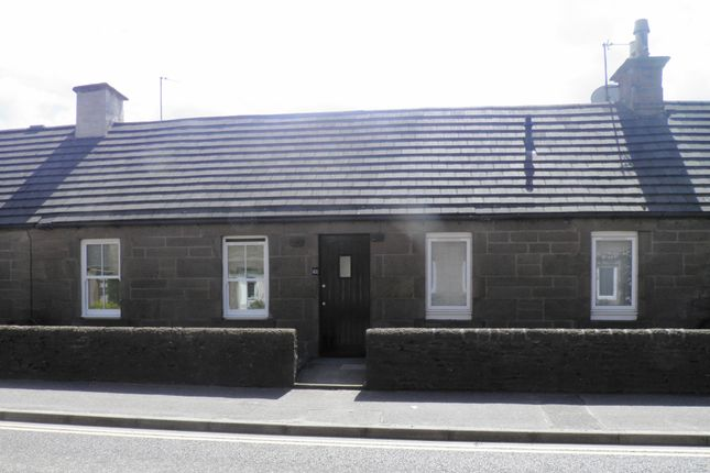 Thumbnail Terraced bungalow to rent in Glamis Road, Forfar