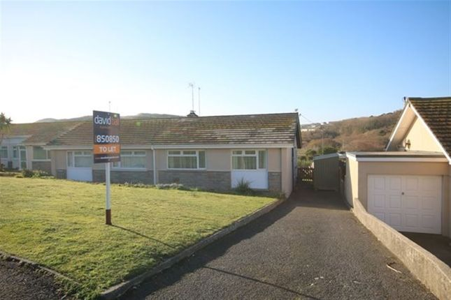 Thumbnail Bungalow to rent in Treguth Close, Holywell Bay, Newquay