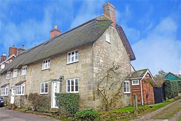 Thumbnail Cottage for sale in West Street, Fontmell Magna, Shaftesbury