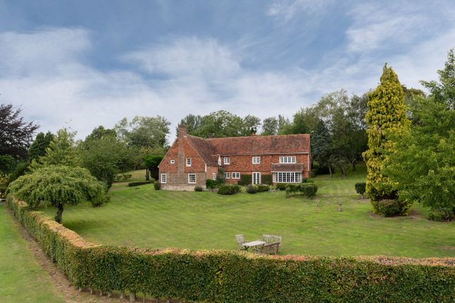 Thumbnail Detached house for sale in Morry Lane, East Sutton, Maidstone, Kent