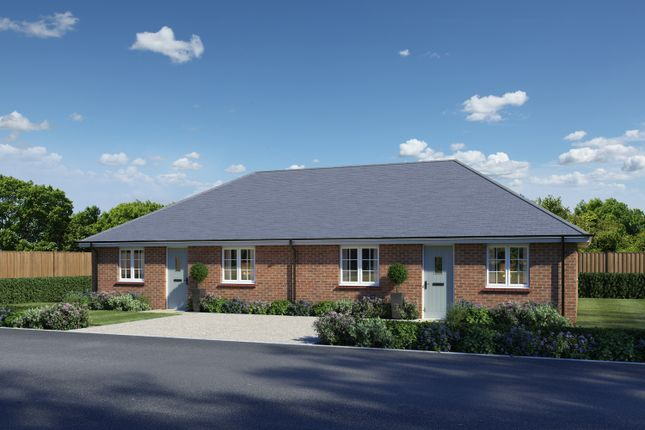 2 bed semi-detached bungalow for sale in Tay Road, Leicester LE19