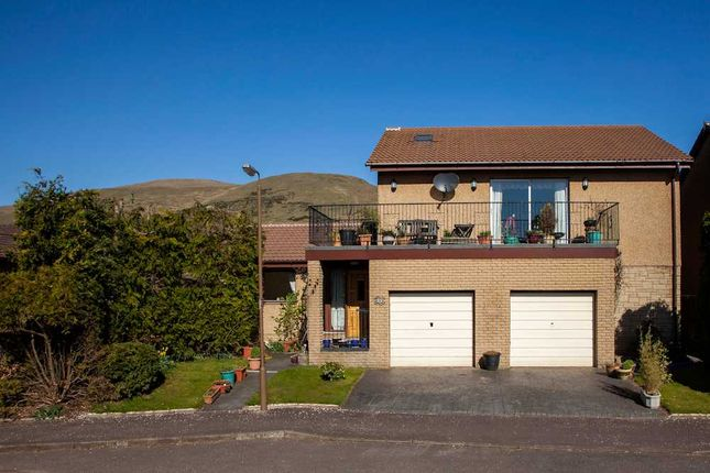 Thumbnail Detached house for sale in The Ness, Dollar