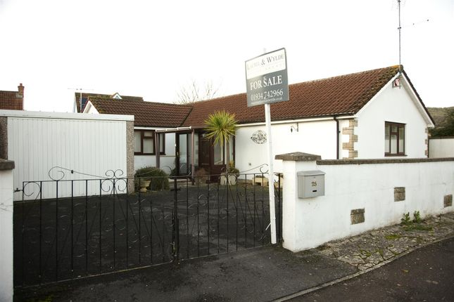 Thumbnail Bungalow for sale in Comer Road, Cheddar