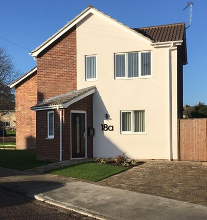 Thumbnail Link-detached house to rent in Marham Road, Lowestoft