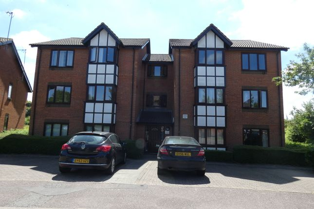 1 bed flat to rent in Tenterden Close, Kents Hill, Milton Keynes MK7