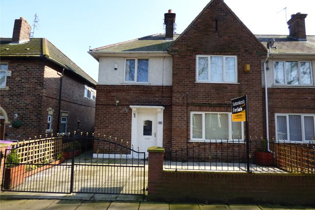 3 bed end terrace house for sale in Lisburn Lane, Liverpool, Merseyside