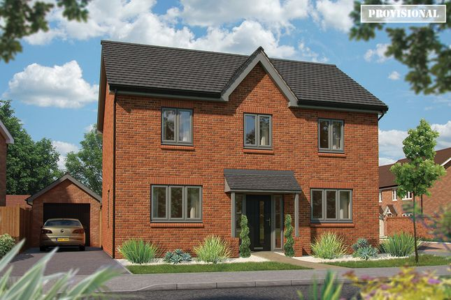 "Thumbnail Property for sale in ""The Chestnut "" at Haygate Road, Wellington, Telford"