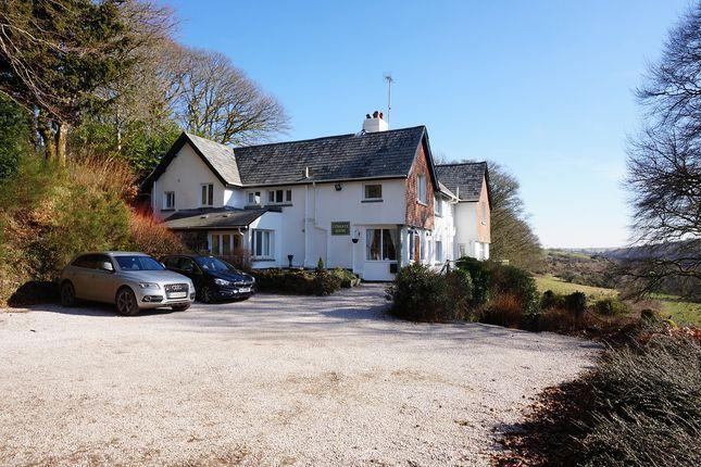 Thumbnail Hotel/guest house for sale in Postbridge, Dartmoor