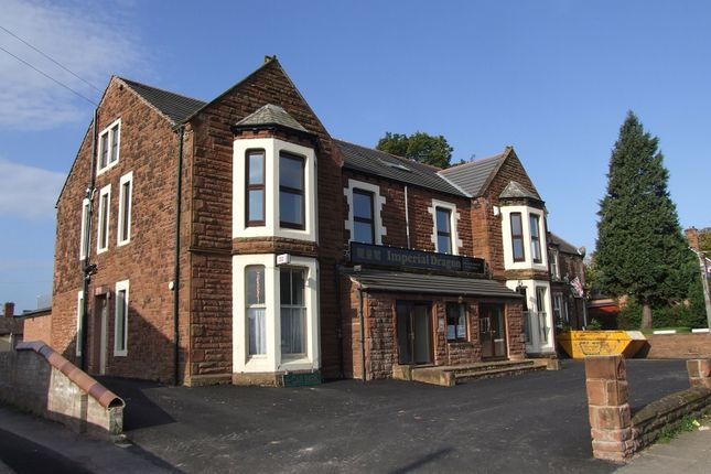 Thumbnail Flat to rent in Kam's Court, London Road, Carlisle