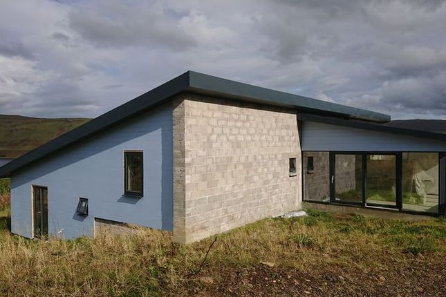 Thumbnail Detached house for sale in Steele Croft Road, Carbost, Isle Of Skye