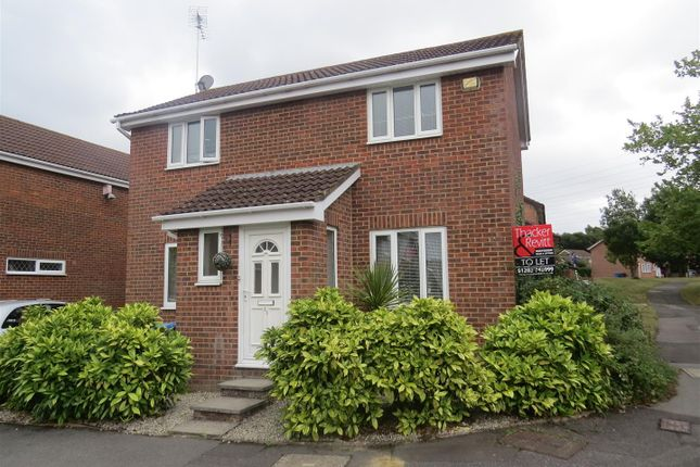 Thumbnail Detached house to rent in Godmanston Close, Canford Heath, Poole
