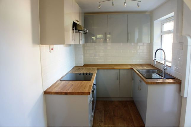 Thumbnail End terrace house for sale in Begonia Close, Chelmsford