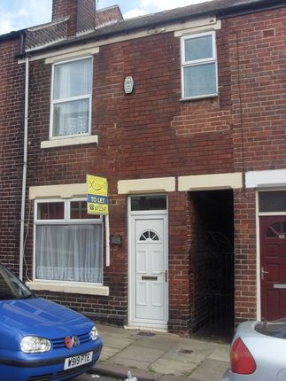 Thumbnail Terraced house to rent in Dovercourt Road, Rotherham